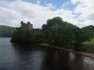 Loch N & castle
