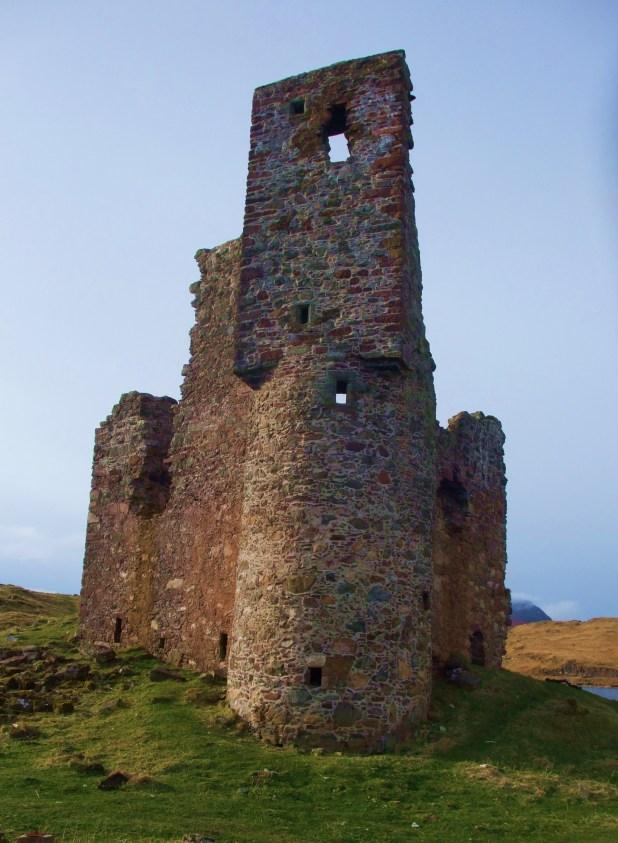 ruins field