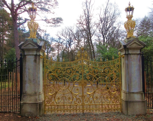 BG gold gates