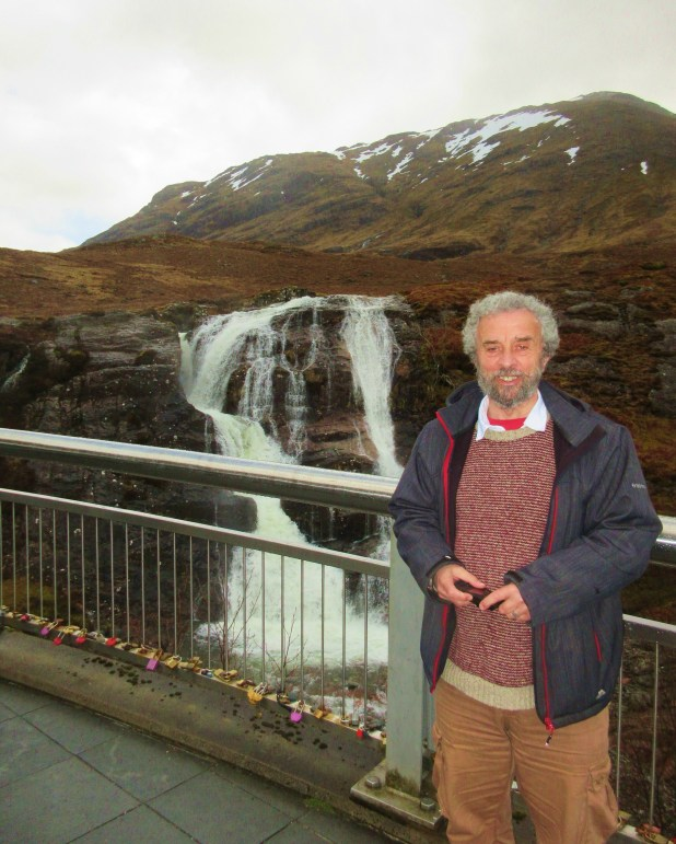 alan and waterfall