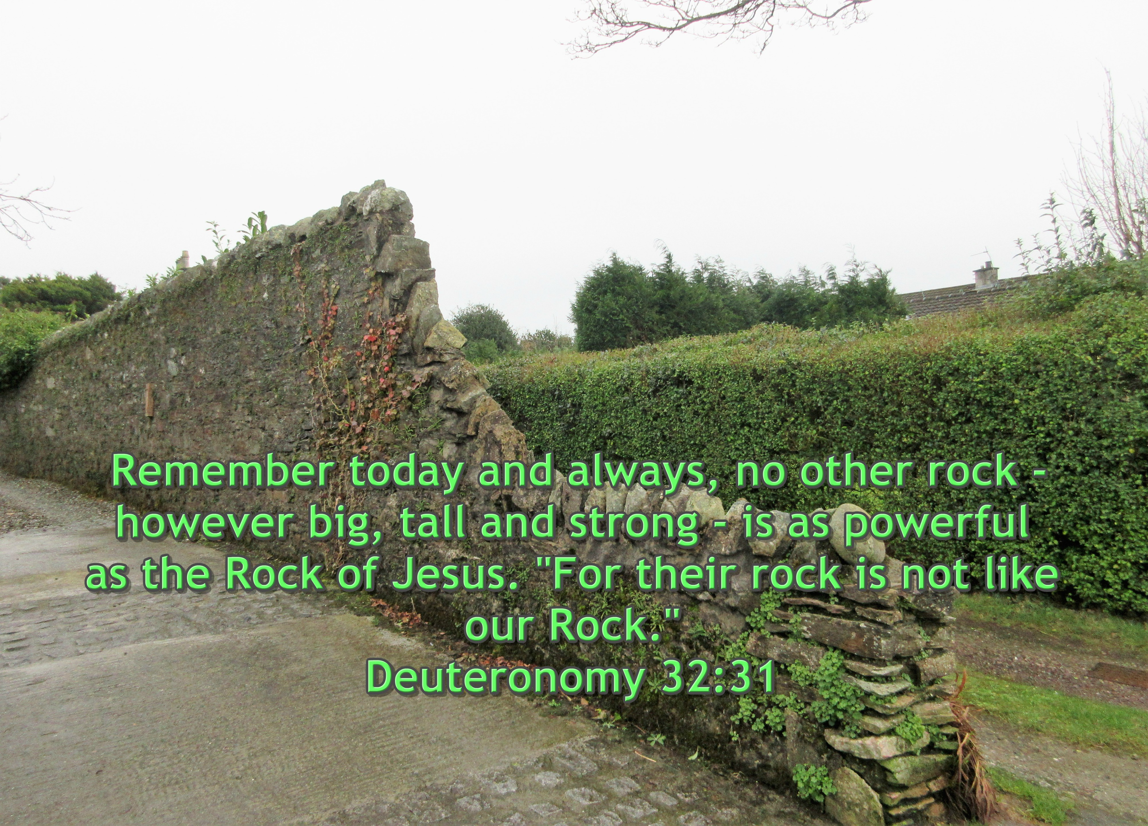 Rock of Jesus