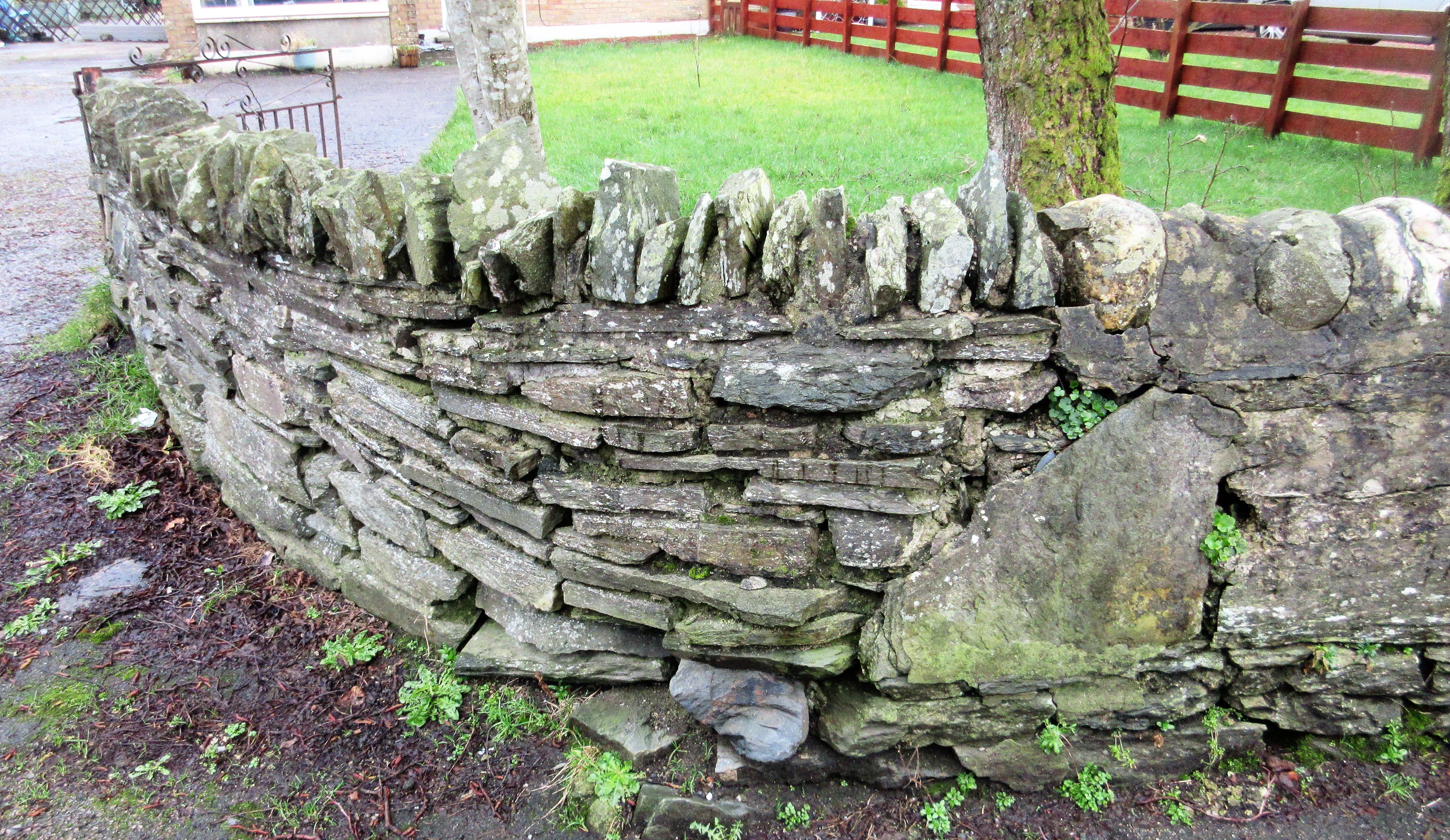 rock wall three